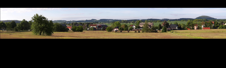 Panorama Hirschbach